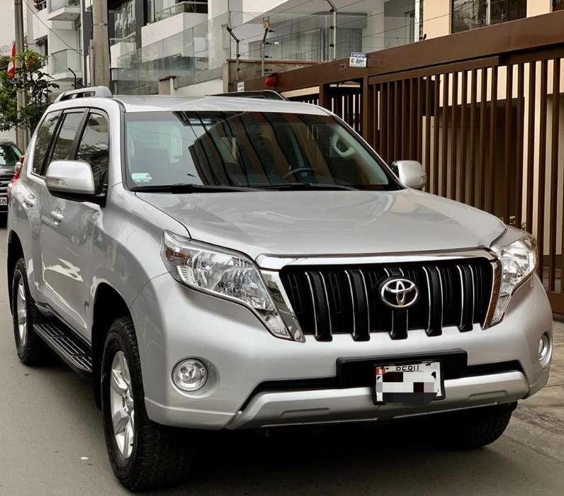 Toyota Land Cruiser Prado 2014 - 60000 km