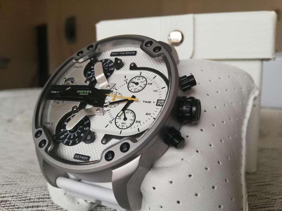 Reloj Diesel Dz7401 Original en Caja