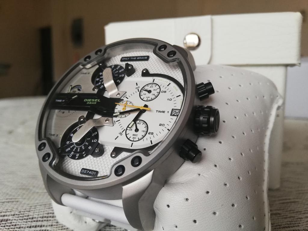 b8046954b318 Reloj Diesel Dz7401 Original en Caja - Manta