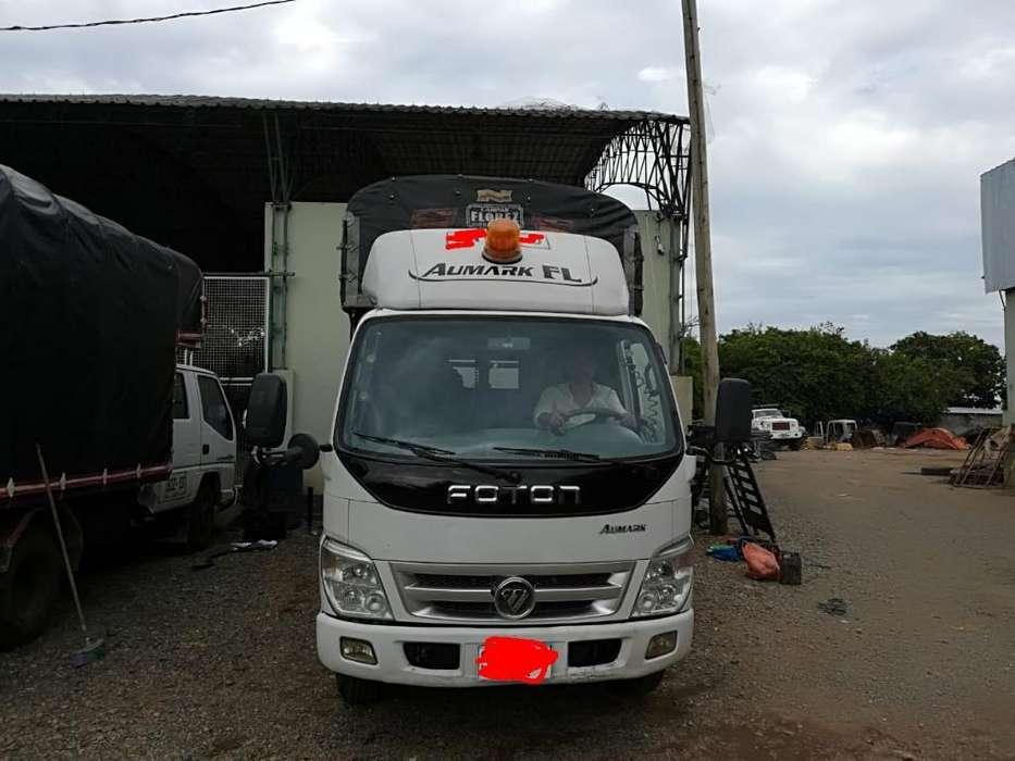 Vendo Camion Foton Estacas