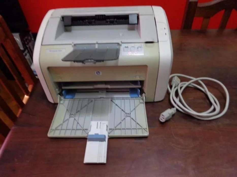 Impresora Hp Laserjet 1020 Toner !! Oportunidad!!