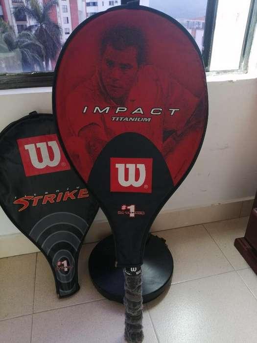 Raquetas de Tennis Wilson