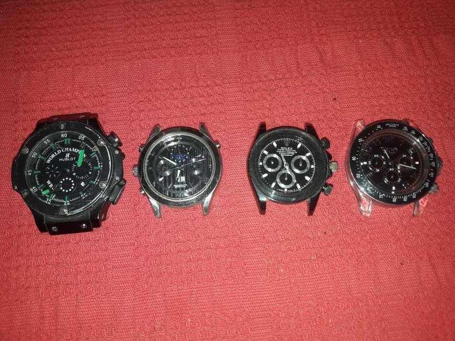 Relojes Chrono Varios