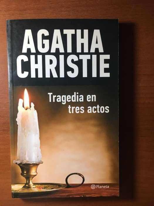 Libro: Tragedia en Tres Actos