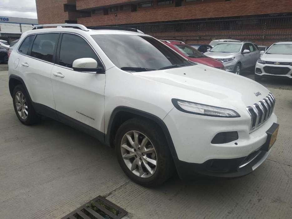 <strong>jeep</strong> Cherokee 2015 - 53054 km