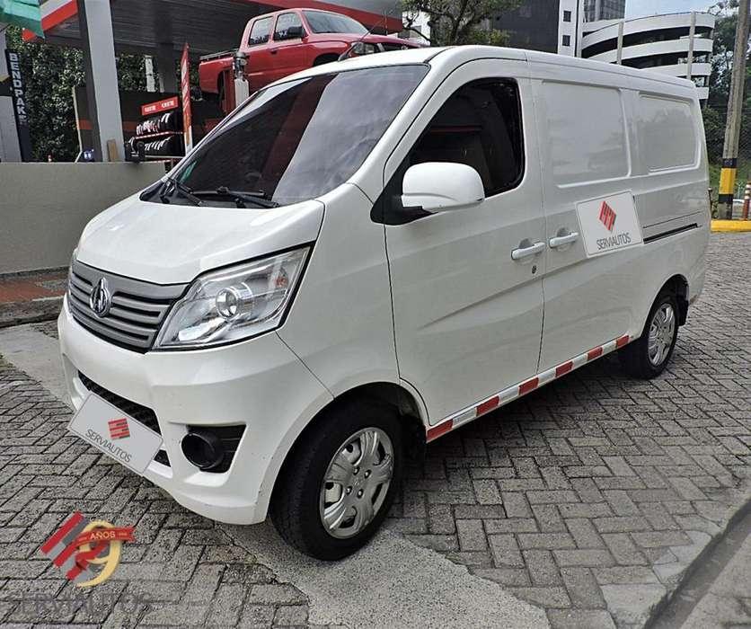 Changan Mini Van 2015 - 40350 km