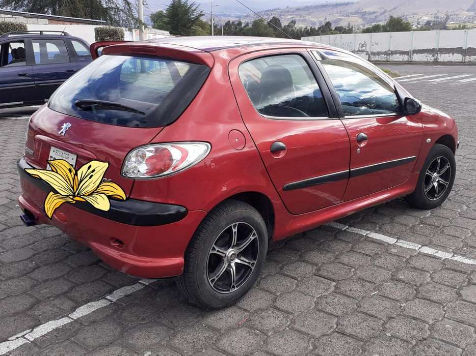 <strong>peugeot</strong> 206 2008 - 184478 km