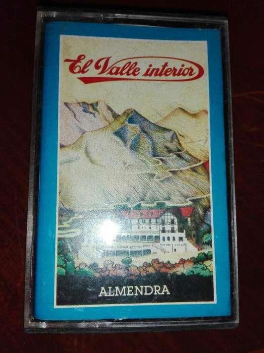 Cassette de Almendra El Valle Interior