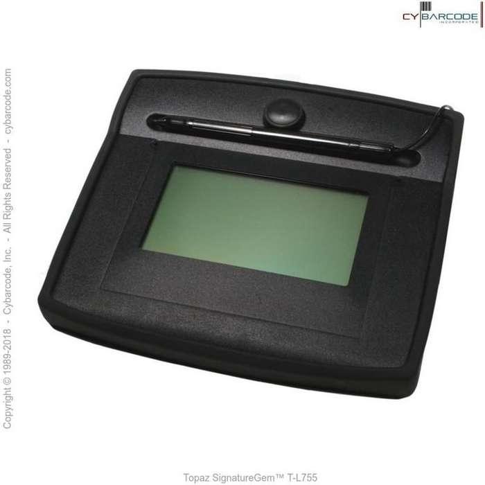 Tableta de Firmas Electrónicas Topaz
