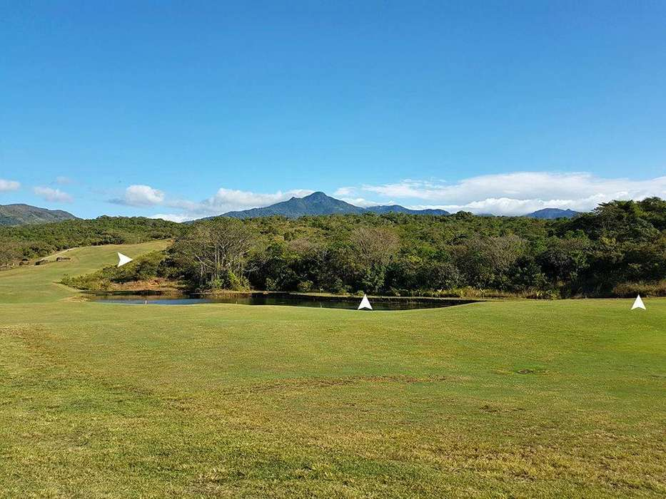 Boquete homes and golf