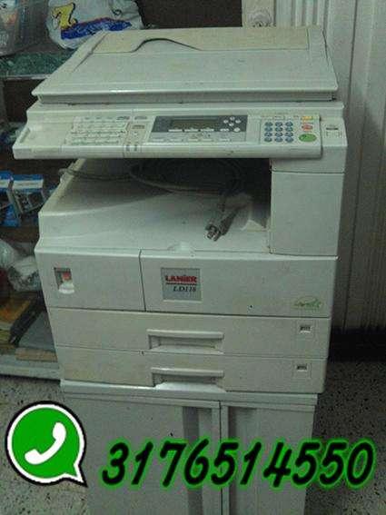 Fotocopiadora Lanier Ld118