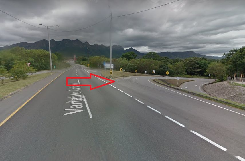 Terreno 13.400m Doble Calzada Vía Ibague