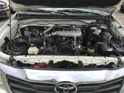 Toyota Hilux 2.5 Diesel 4x4 Mecán. 2014
