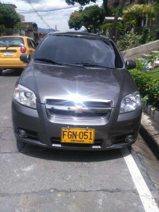 Chevrolet Aveo Emotion 2008 - 131800 km