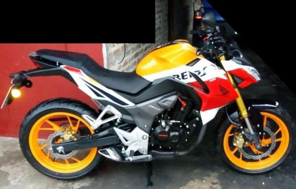 Moto Honda Cb 190 R Repsol Titular