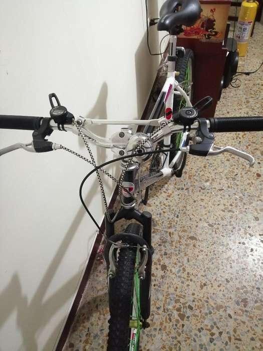 Bicicle Shimano 6 Cambios