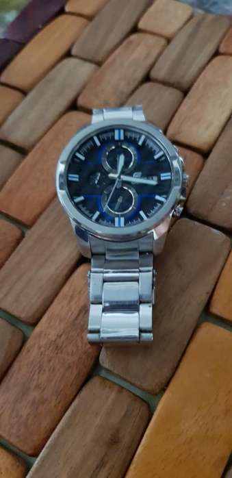 Vendo Reloj Casio Edifice de Lujo