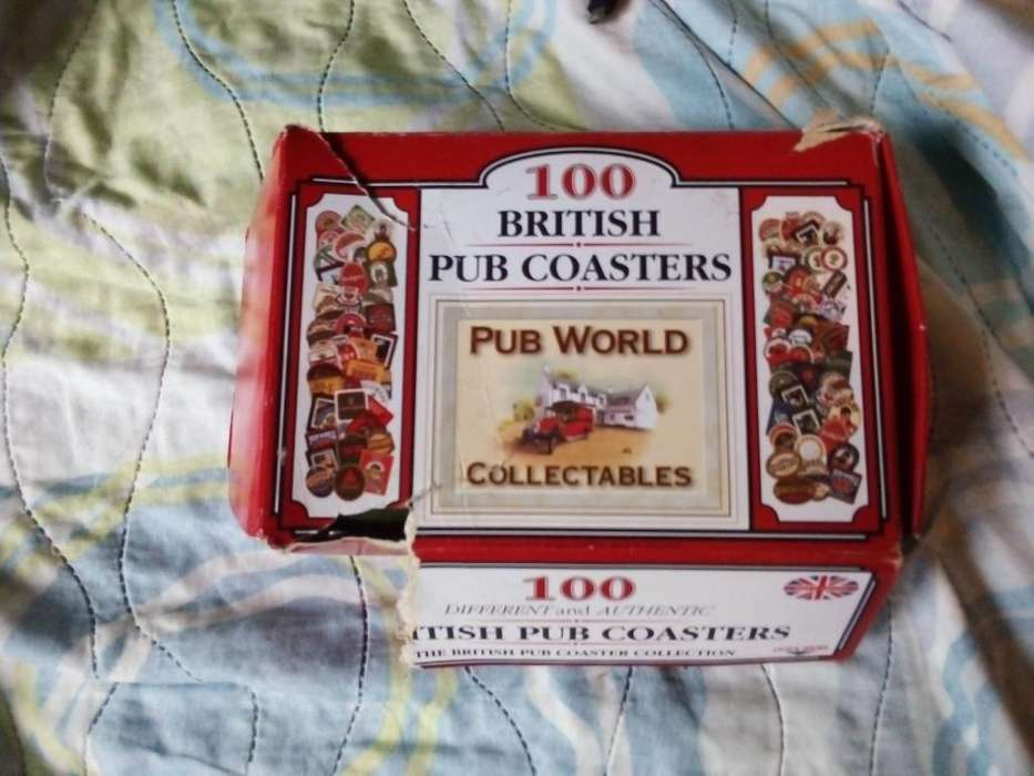 Pub Worlds Collectables