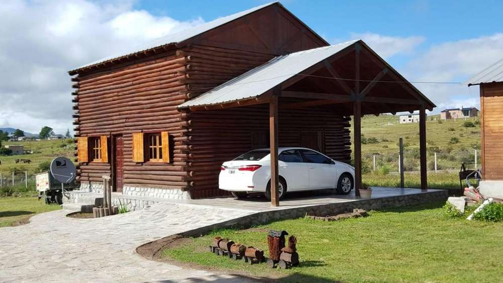 df15 - Cabaña para 2 a 6 personas con cochera en Aconquija