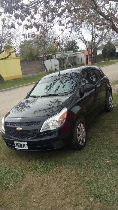 Chevrolet Agile 2011 - 208 km