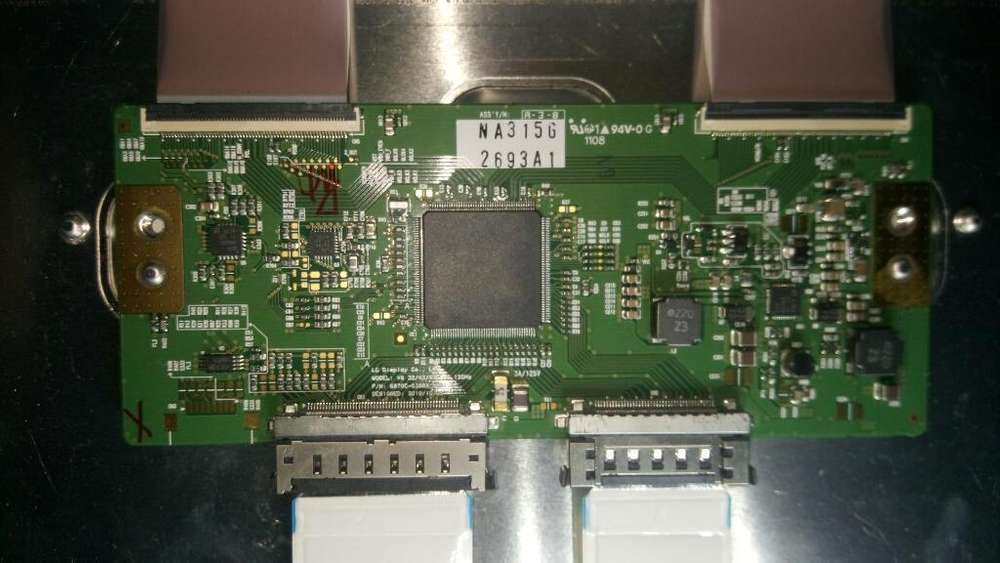 Tarjeta Tcon de Tv Lg 3d Modelo 42lw570