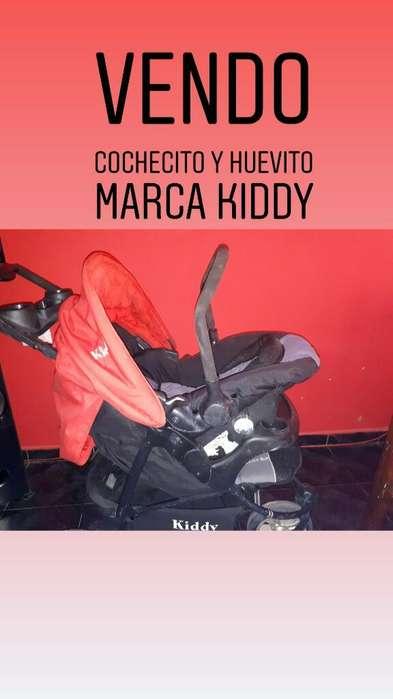 Vendo <strong>cochecito</strong> Y Huevito Marca Kiddy