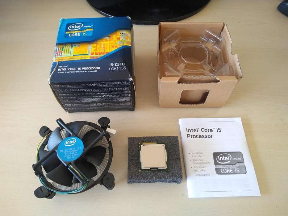 Intel Core I5 2310 3.2ghz 6mb Socket 1155 Box Full En Caja