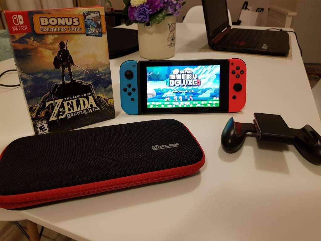 Urgente Nintendo Switch Completa