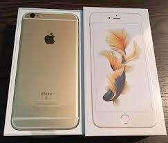 NUEVO.! IPHONE 6S PLUS DE 128GB.! COLOR DORADO.! EN VENTA.!!