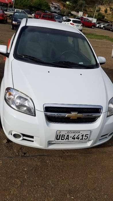 Chevrolet Aveo 2014 - 102000 km