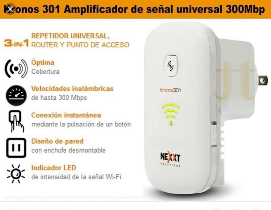 Vendo Amplificador de Wifi