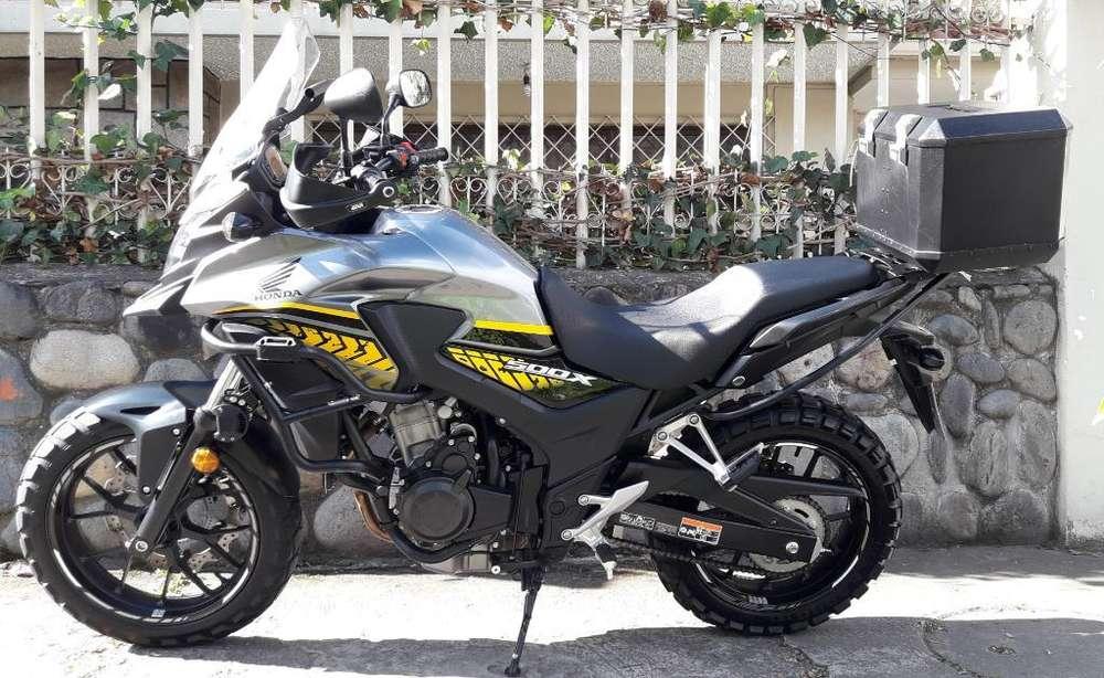 <strong>honda</strong> Cb500x