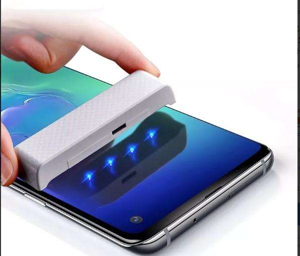 Mica De Vidrio Liquida Para Samsung S8 S9 S10 Y S10 Plus