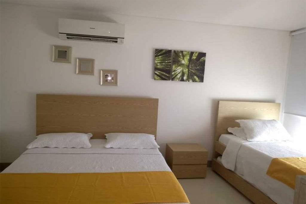 Apto para la venta Edif. Palmetto Beach, Cartagena Cod: 10464