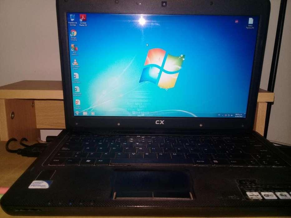 Vendo Notebook CX en perfecto estado !! DETALLES EN DESCRIPCIÓN. Mandar al 2932-613815 (no por olx)