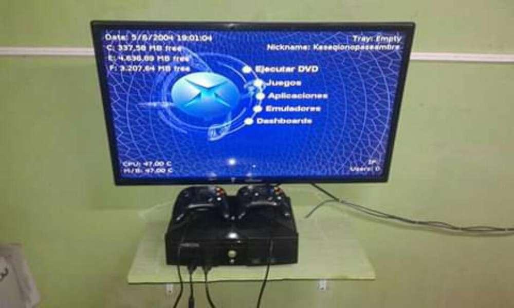 Vendo Combo de Xbox Y Tvs de 32'