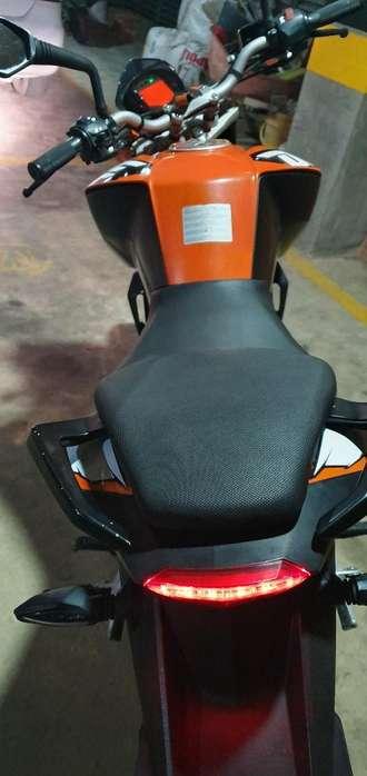 Venta Super Moto Ktm 2016 Poco Kilometra