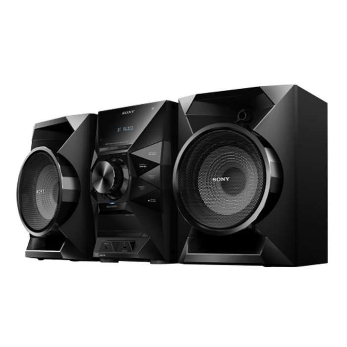 Minicomponente <strong>sony</strong> Mhc-ecl77bt Nuevo