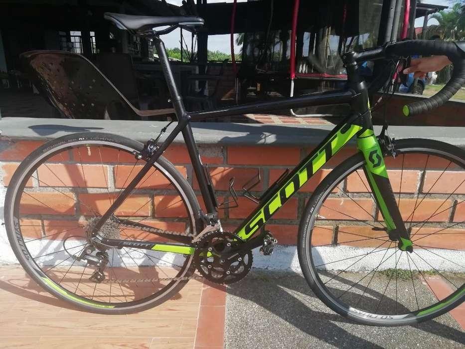 Bicicleta de Ruta Speedster 30 2018
