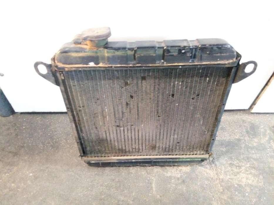vendo radiadador con electro fiat 128