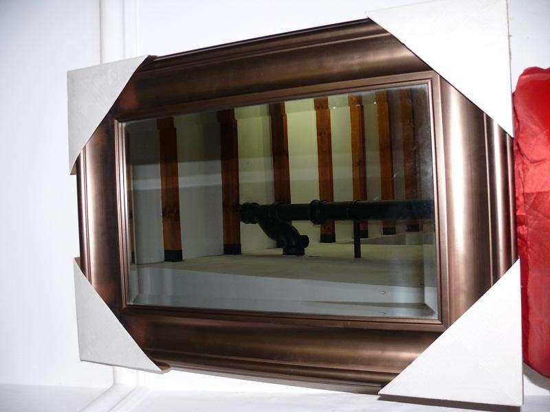 Espejo Rectangular Vidrio Biselado