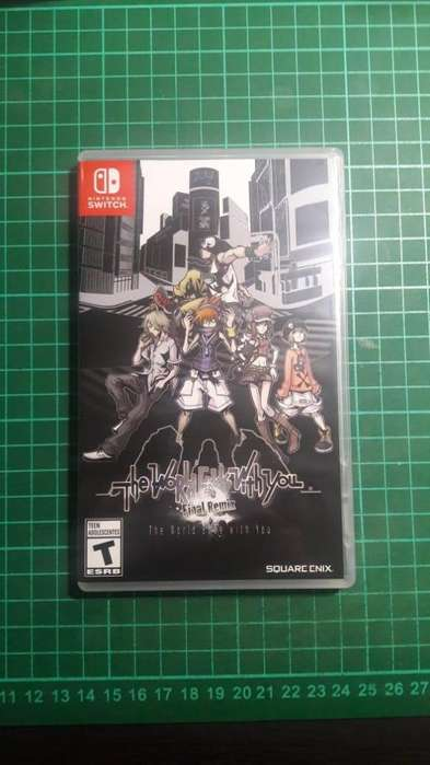 The World Ends With You Final Remix - Nintendo Switch