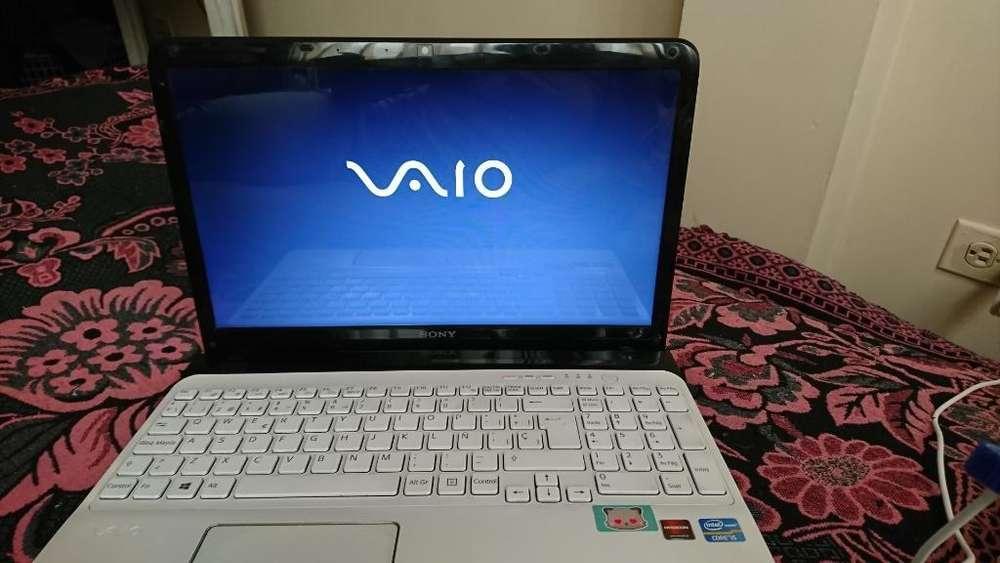 Vendo Laptop Sony Vaio