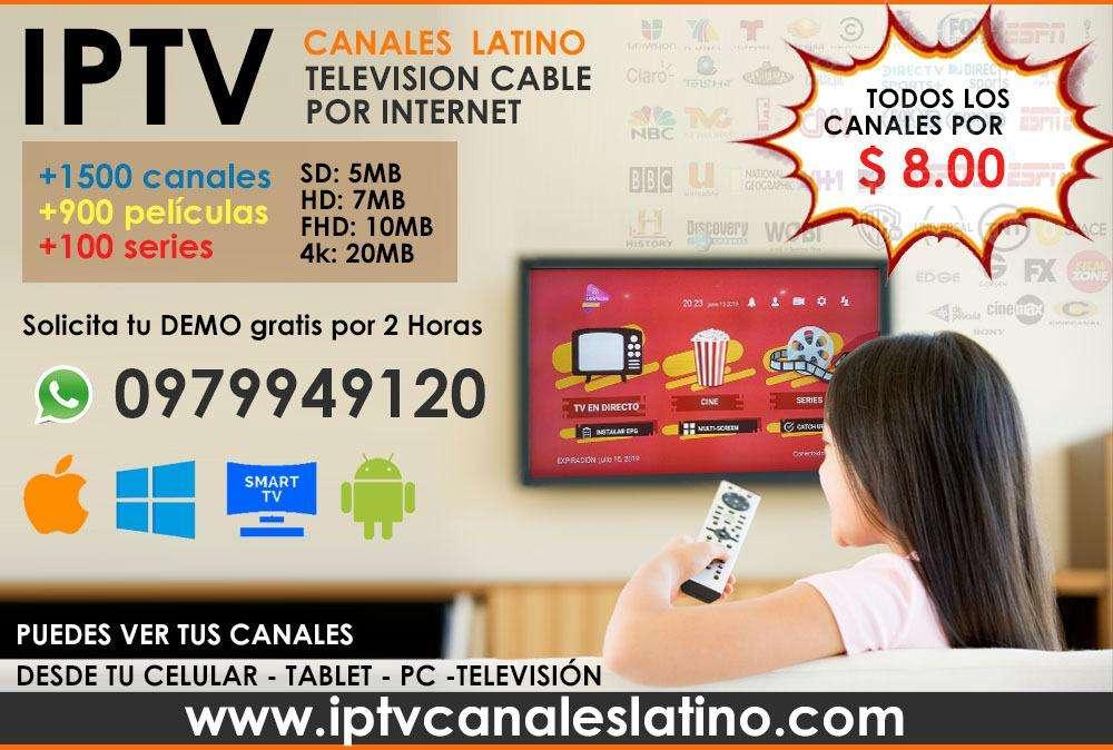 TELEVISIÓN CABLE POR INTERNET