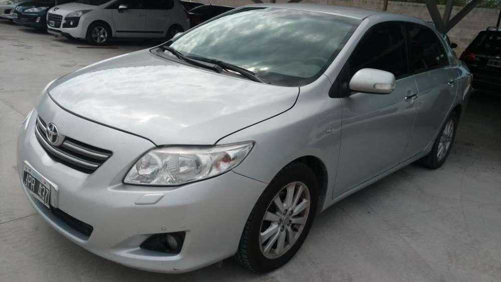 Toyota Corolla 2011 - 129752 km
