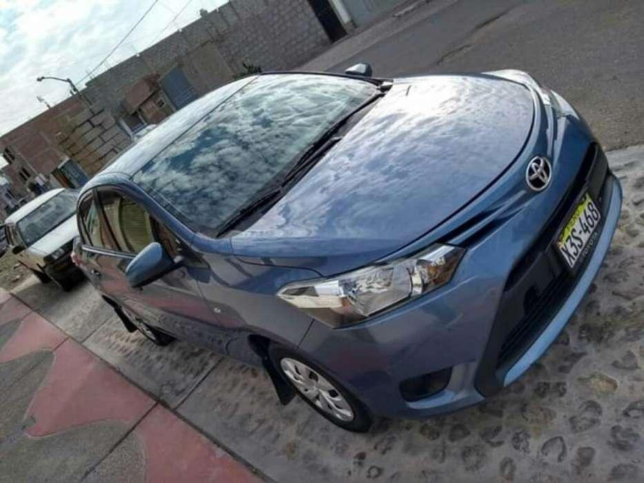 Toyota Yaris 2016 - 3000 km