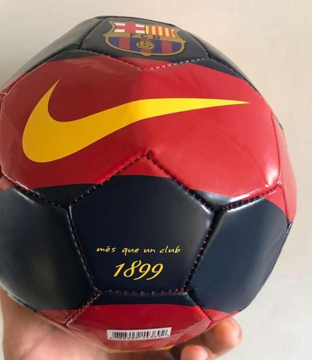 Pelota Nike Talla S Fcb