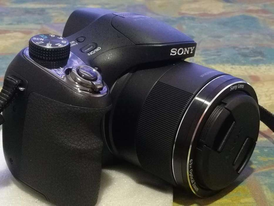 Vendo Cámara Sony Semi Profesional