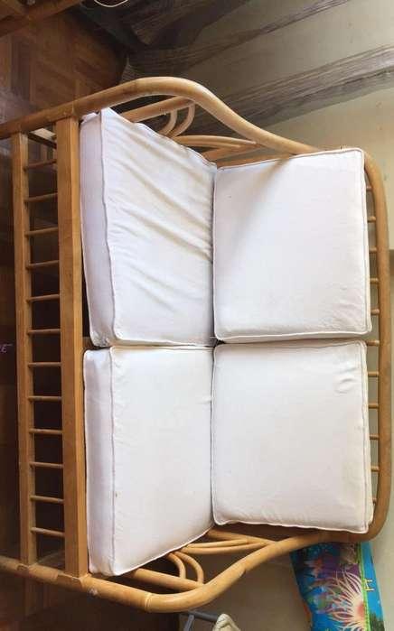 Muebles de Salon, 2 <strong>sofas</strong> Y 1 Sillon