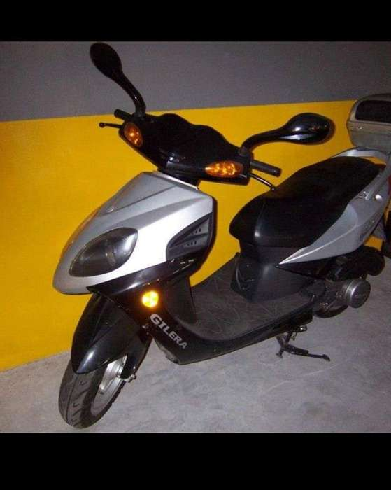 <strong>scooter</strong> Gilera Qm 125t 2008